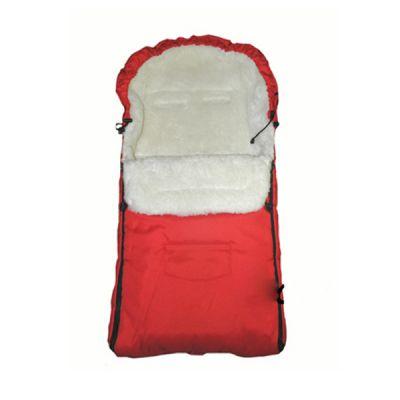 Camicco - Sac de iarna pentru carucior cu interior din lana pentru 0-3 ani