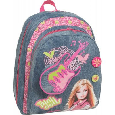 BTS - Rucsac copii Barbie Music Star