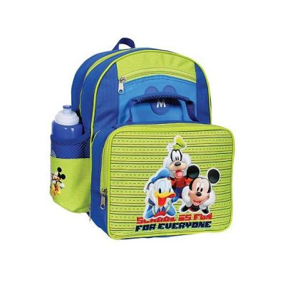 BTS - Rucsac copii gradinita Mickey Mouse ClubHouse