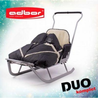 Adbor - Sac sanie Duo