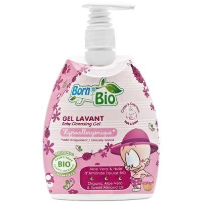 Born to Bio - Sampon si gel de dus bebelusi 475 ml