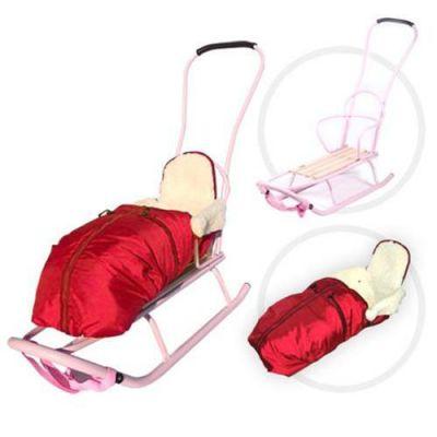 Diverse - Sanie Grand cu sac imblanit rosu