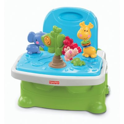 Fisher Price -  Scaun masa Busy Baby Booster