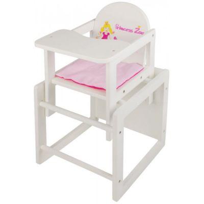Knorrtoys - Scaun de masa pentru papusi Princess Zoe