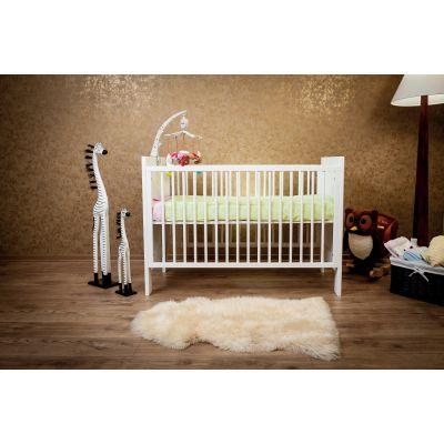 Jolie - Patut lemn masiv pentru bebelusi Violette