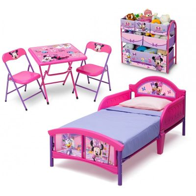 Delta Children - Set mobilier Minnie Mouse