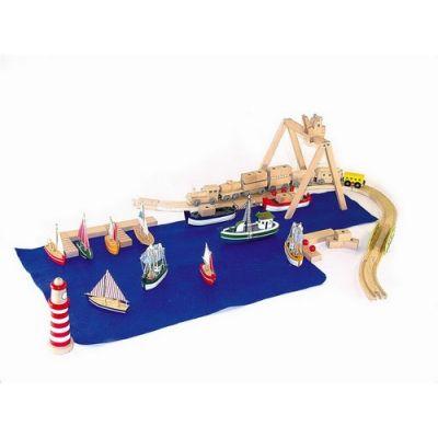 Legler - Set de accesorii Portul