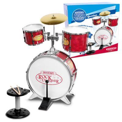 Bontempi - Set Tobe Drummer
