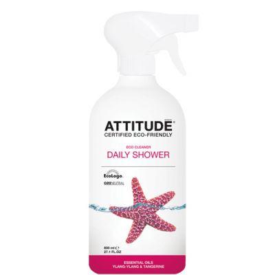 Attitude - Solutie de curatat zona de dus cu Ylang Ylang 800 ml