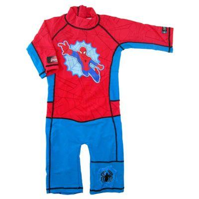 Swimpy - Costum de baie Spiderman cu protectie UV
