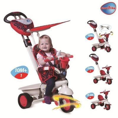 Smart Trike - Tricicleta Dream 4 in 1