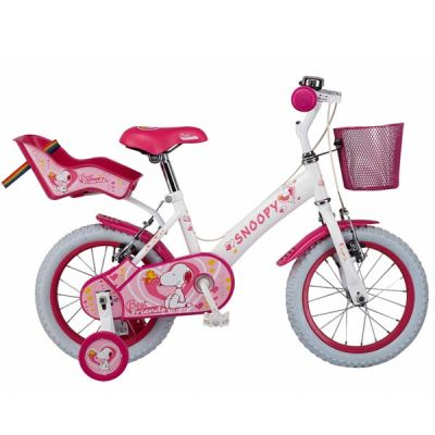 Ironway - Bicicleta Snoopy Best Friend 14''