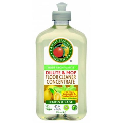 Earth Friendly Products - Solutie concentrata pentru podele 500ml la 65 l