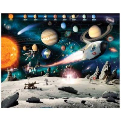 Walltastic - Tapet pentru copii Space Adventure