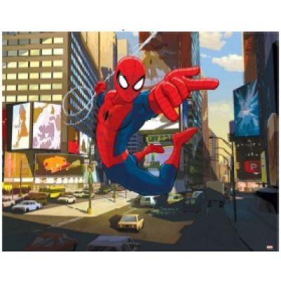 Walltastic - Tapet pentru copii Spider Man
