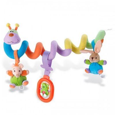Chipolino - Spirala cu jucarii pentru patut/carucior Animals