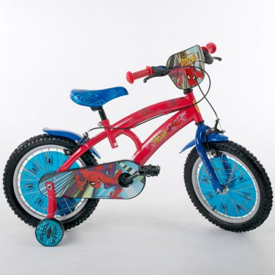 Ironway - Bicicleta Spectacular Spiderman 16''