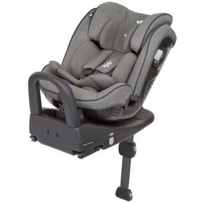 Joie - Scaun auto 0-25 kg Stages Isofix Foggy Gray
