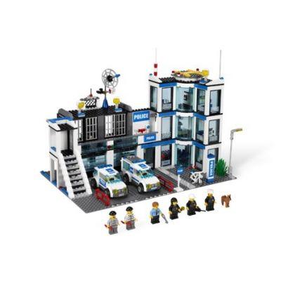 Lego - City Statie politie