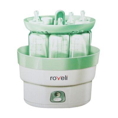 Roveli - Sterilizator electric digital 6 biberoane
