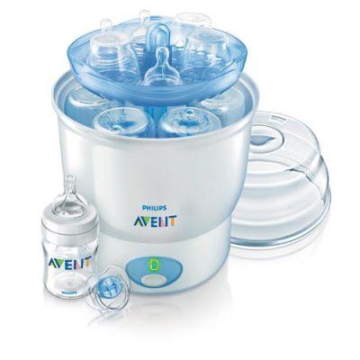 Philips Avent - Sterilizator digital cu abur