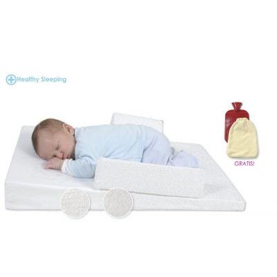 BabyMatex -  Suport 3 in 1 pentru somn cu recipient termic anticolici