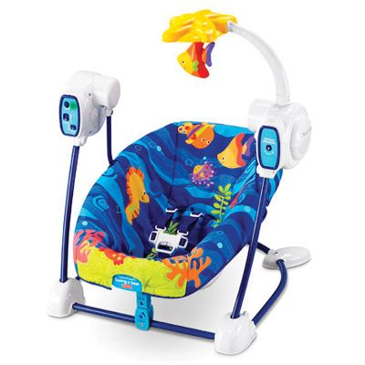 Fisher Price - Leagan  2in1 Ocean Wonders