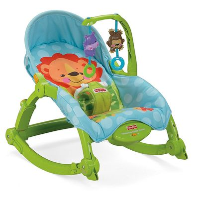 Fisher Price - Balansoar 2in1 Deluxe Precious Planet