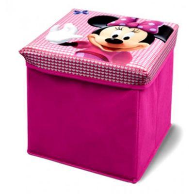 Delta Children - Taburet si cutie depozitare jucarii Disney
