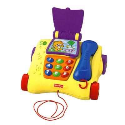 Fisher Price -  Telefonul care numara in limba romana