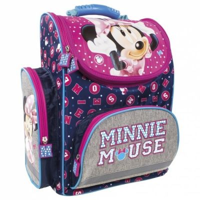 Ghiozdan ergonomic Minnie Mouse Derform
