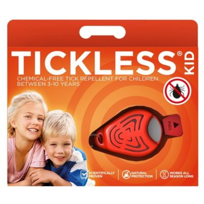 Dispozitiv ultrasonic anticapuse portabil 3-10 ani Tickless Baby
