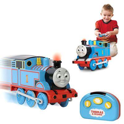 Tomy - Trenulet Thomas cu aburi si melodie