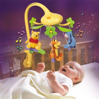 Tomy - Carusel muzical Winnie the Pooh