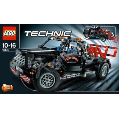 Lego - Technic camion tractari auto