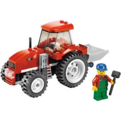 Lego - City Tractor