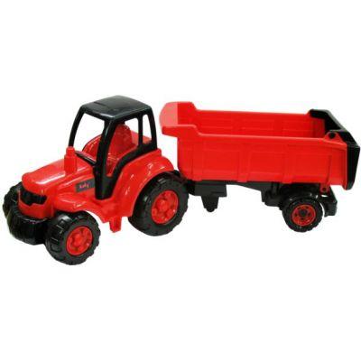 Gozan - Champion - Tractor cu semiremorca