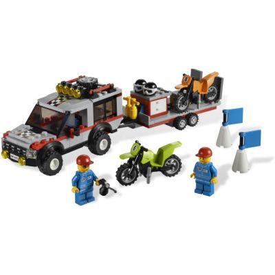 Lego - City transportor motociclete