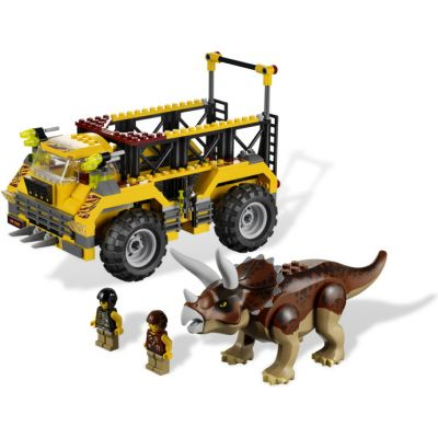 Lego - Dino Strike triceratops trapper