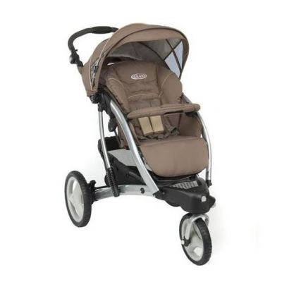 Graco - Carucior Trekko Completo Apple