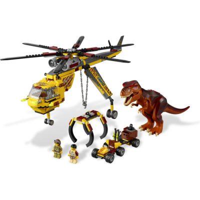 Lego - Dino Strike vanatoare T-rex