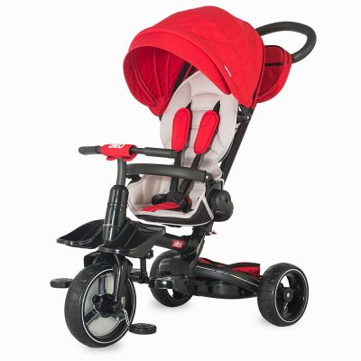 Coccolle - Tricicleta pliabila multifunctionala Alto