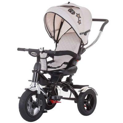 Tricicleta cu sezut rotativ Chipolino Arena mocca