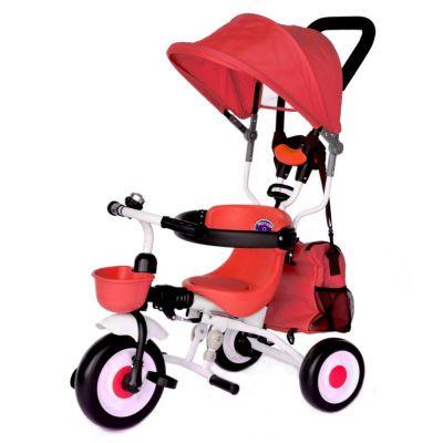Tricicleta pliabila Skutt Plika Cherry