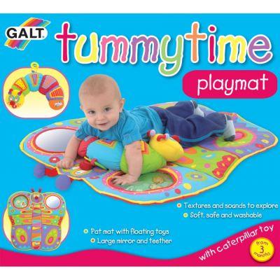 Galt - Salteluta cu jucarie Tummytime Playmat