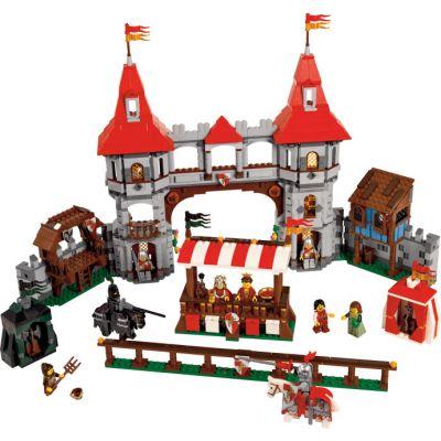 Lego - Turnirul cavalerilor