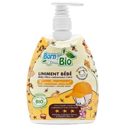 Born to Bio - Ulei pentru zona scutecului 475 ml
