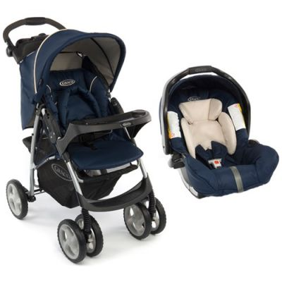 Graco - Carucior Ultima 2 in 1