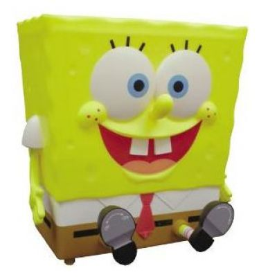 Talassio - Umidificator UltraSonic Sponge Bob