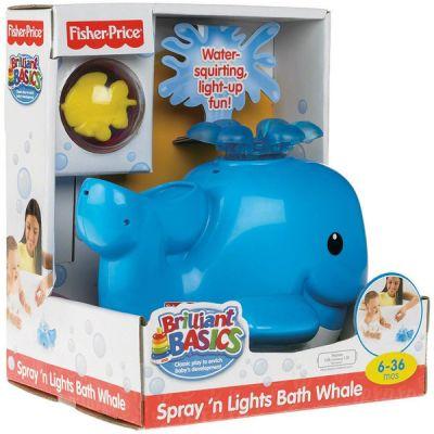 Fisher Price - Balenuta pentru baie